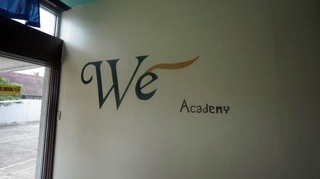 trường WE Academy Iloilo Philippines logo