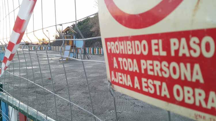 Obras parque Saladillo 14