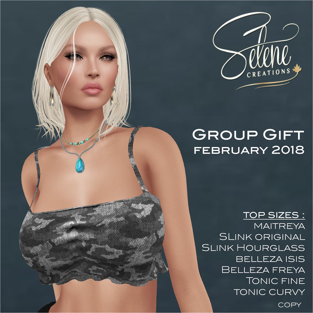 Group gift february 2018 - TeleportHub.com Live!