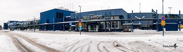 Oulun lentokenttä Finland