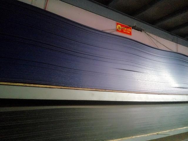 Tấm Mica – Mica xanh tím than