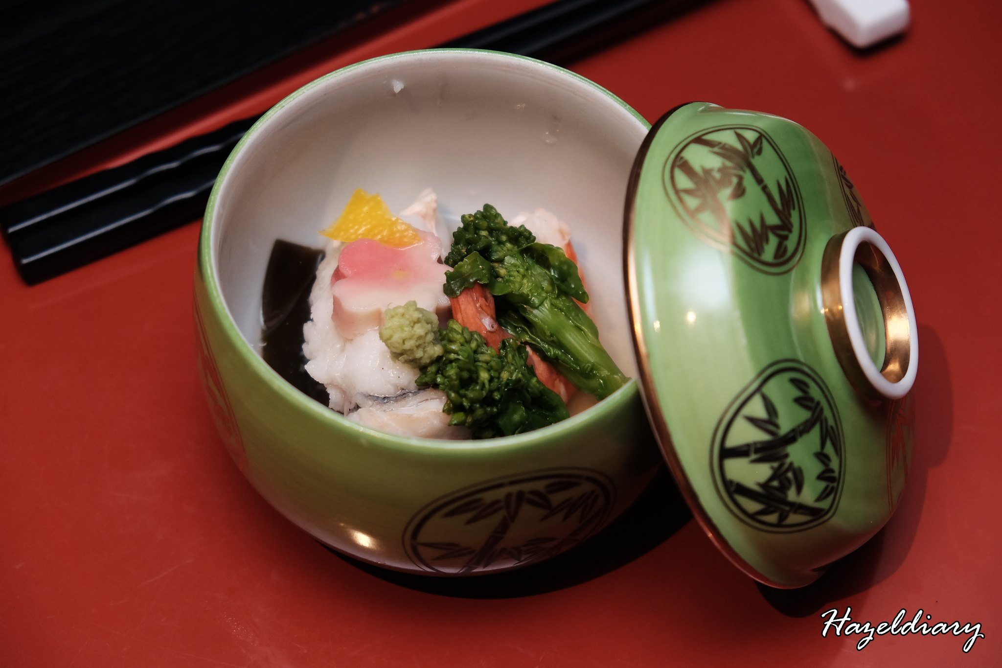 [SG EATS] Kaiseki Restaurant Shima's Exquisite Winter Menu