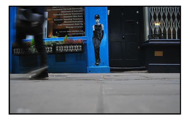 LONDON STREET ART by PEGASUS
