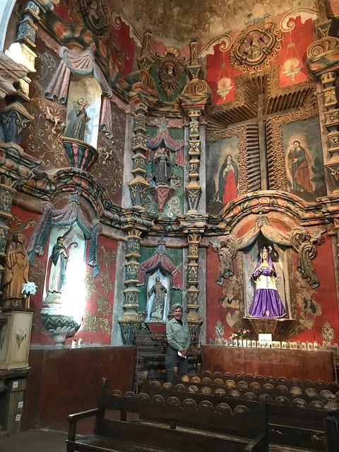 Tucson San Xavier del Bac Mission wheres waldo
