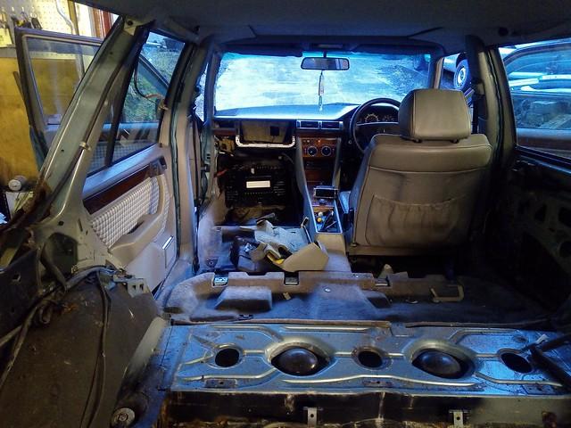 1986 Mercedes S124 300TE (W124 Estate) [Archive] - Backroads Forums