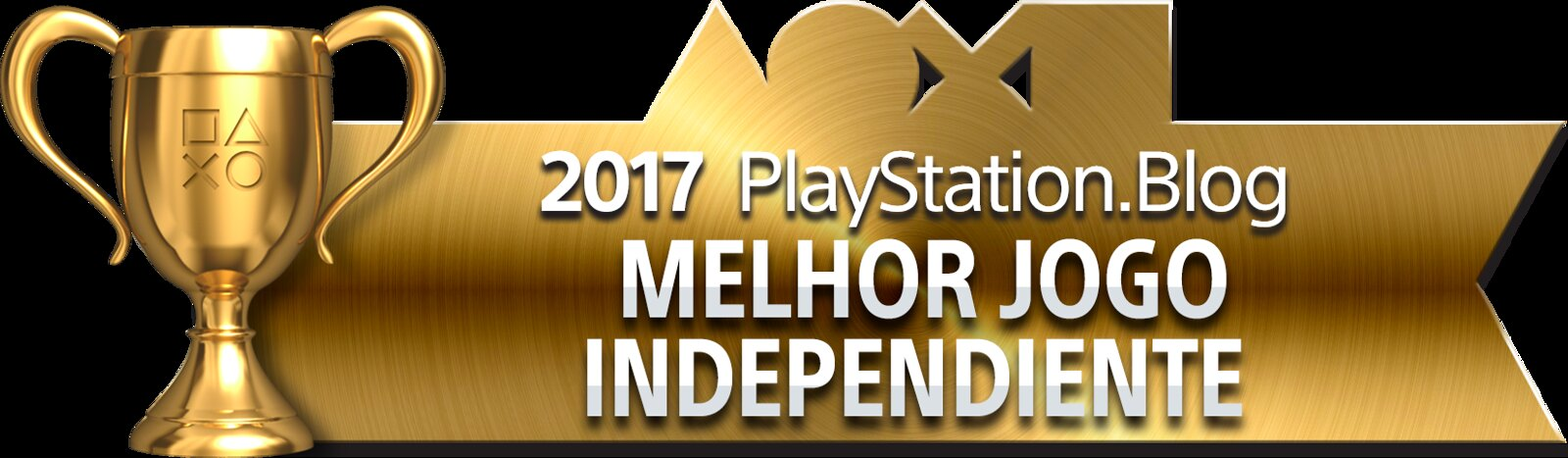 PlayStation Blog Game of the Year 2017 - Best Independent Game (Gold)