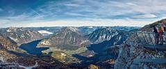 Mountains near Hallstat, Austria