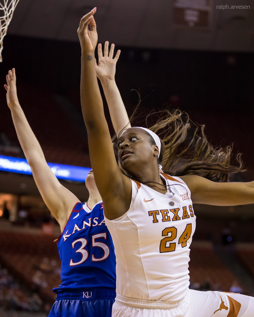 Texas Longhorns Womens Basketball