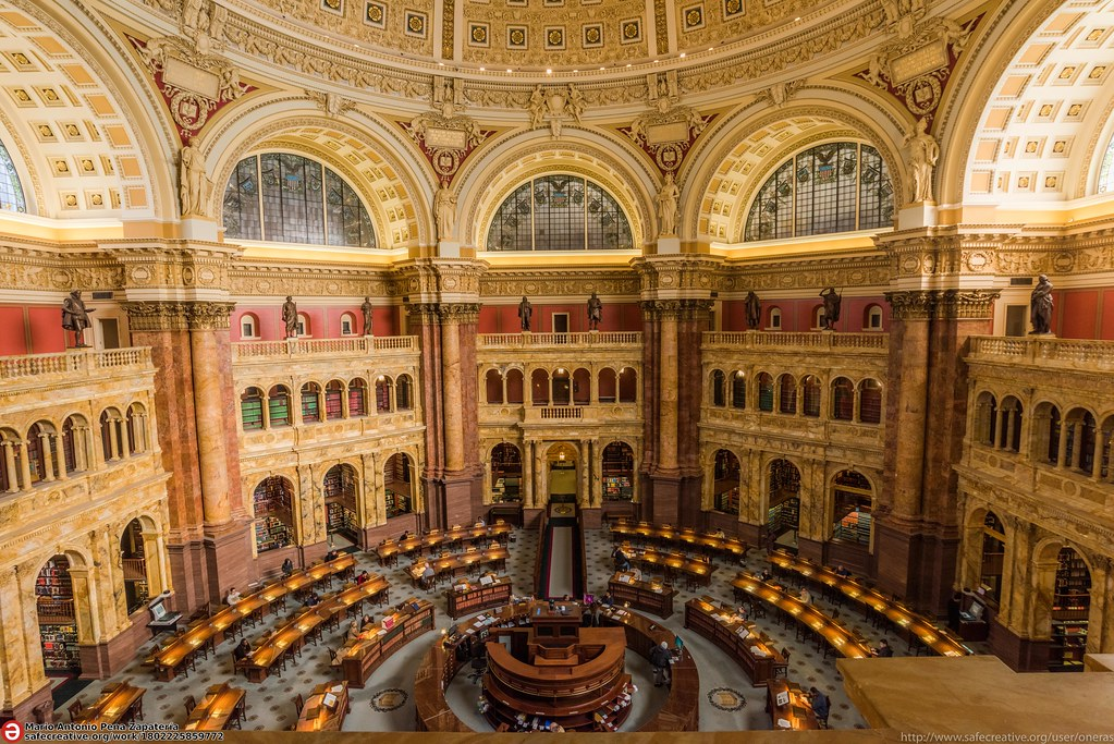 interior library of congress details