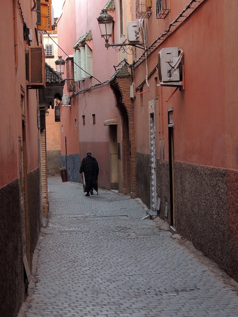 Another street in Marrakech