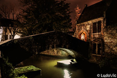 Bruges in Night (BE)
