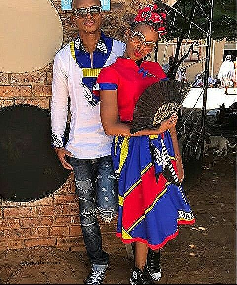 Swazi Traditional Wedding Dresses In South Africa And