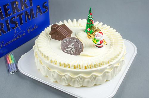 バタークリームケーキ