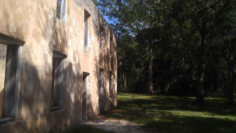 Back of the Horton House