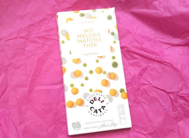 Delicata Melon + Matcha White Chocolate Bar