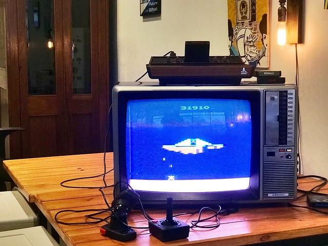 2018/365/035: Atari 2600 at CoWork