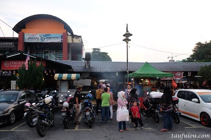 Burger Bakar Abang Burn (1)