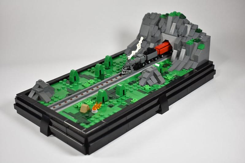 MOC microscala - Country Side Tunnel