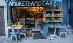 2018 - Mexico City - Amore Ti Amo Café