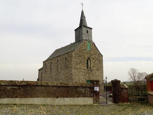 Chapelle Sainte-Catherine à Herbais