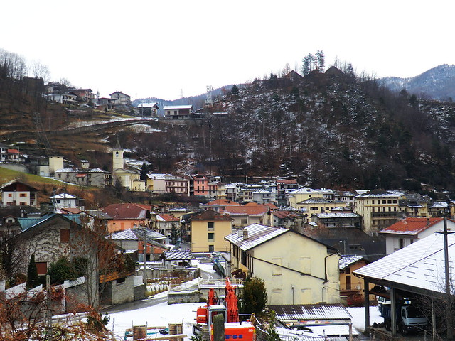 Le Batterie Monte Castello e Podurante (Perrero)