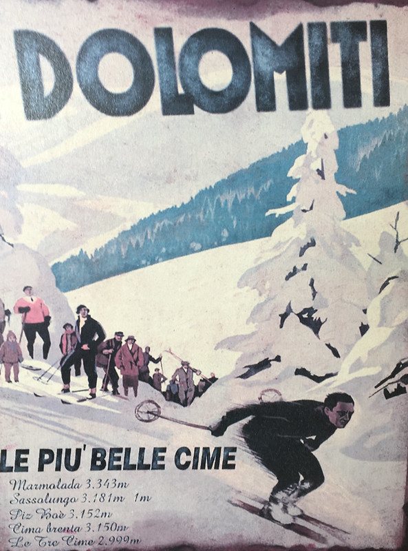 Dolomiti: Le Piu Belle Cime