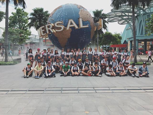 summer camp Singapore