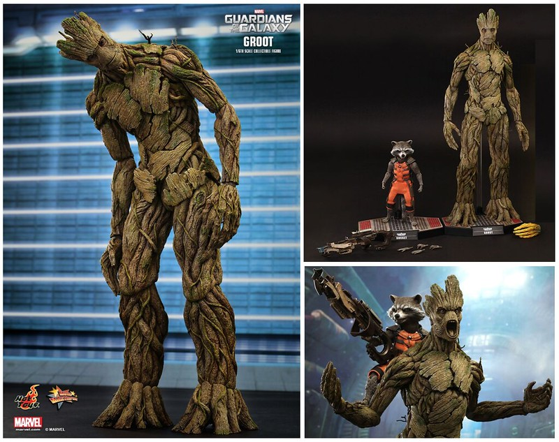 HOT TOYS GROOT 01