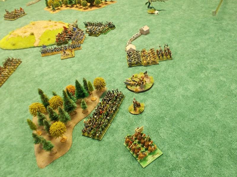 [Khemri vs Orcs & Gobs] 1500 pts - Le réveil de la pyramide 24898952647_755a951345_c