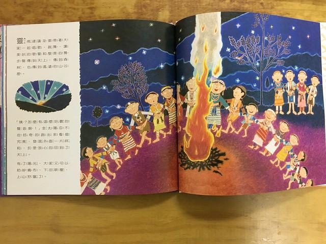 以儀式召回躲起來的金太陽@賴馬《金太陽銀太陽》,親子天下出版