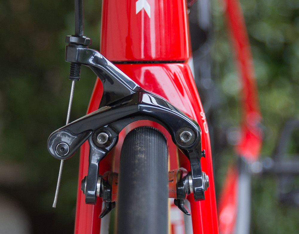 Why no love for direct mount rim brake? - Page 7 - Weight