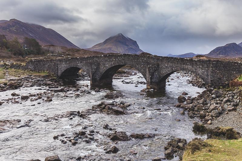 Sligachan - Skye - Scotland 2017