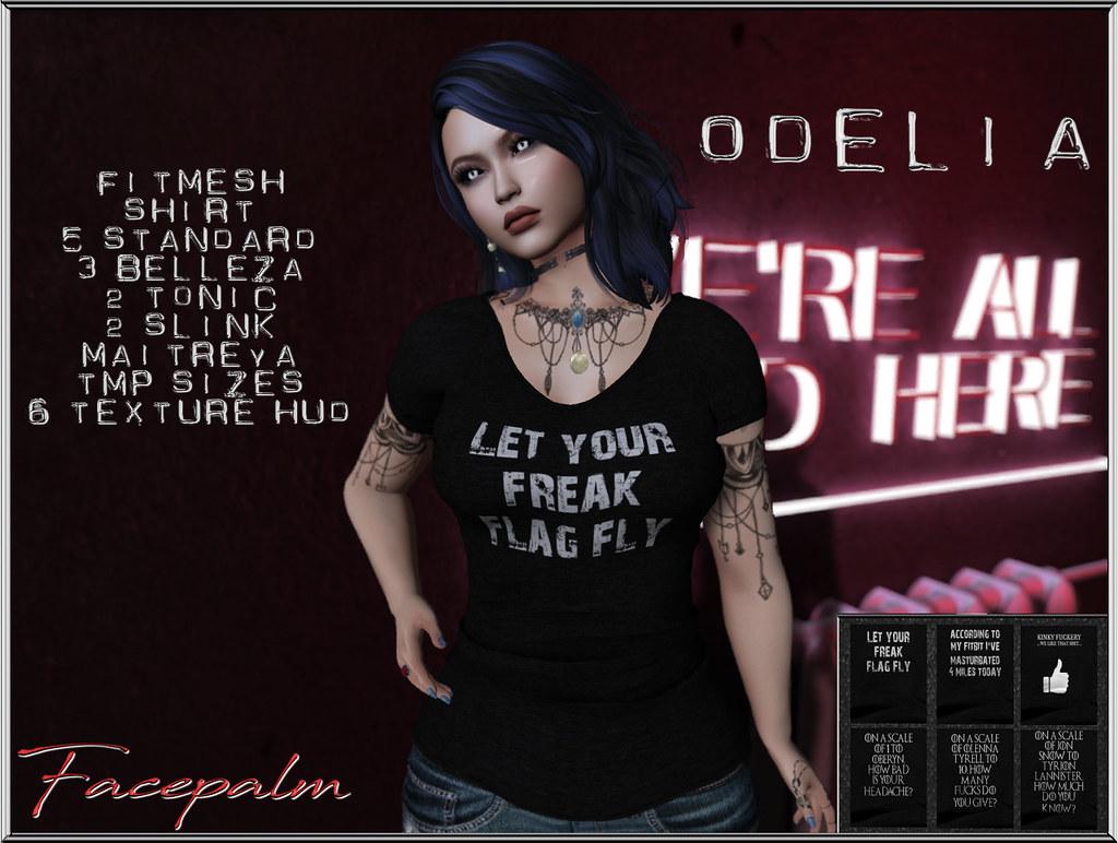 +FCC+ Odelia - TeleportHub.com Live!