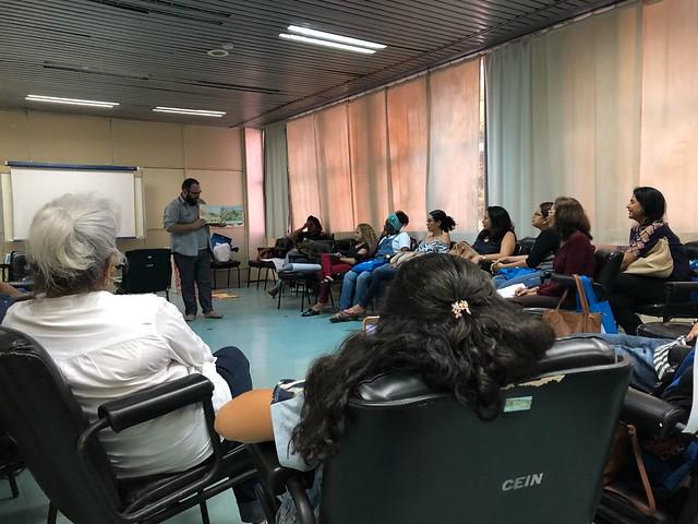 """III Encontro de Bibliotecas Públicas e IV Encontro de Contadores de Histórias da Amazônia """"Nem te Conto"""""""