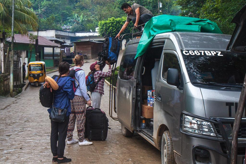 Guatemala. Lanquin