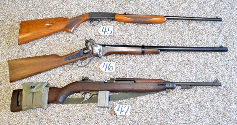 THE GALLERY Over 130 Gun Collection - Sunday, February 11, 2