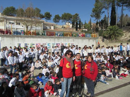 Solidaridad en Torreperogil. Febrero 2018