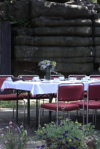 20100821 110 0101 Jakobus Hochstein Hochzeit Tisch Stühle