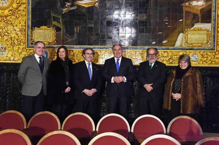 1-VISITA DE JOSÉ ANTONIO FERNÁNDEZ CABRERO, HERMANO MAYOR DE LA MACARENA DE SEVILLA (1)2