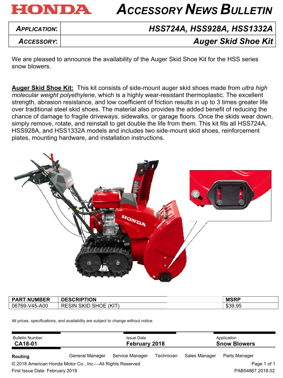 power family snowblowers blowers force snow news honda photos snowblower channels equipment thumb blower