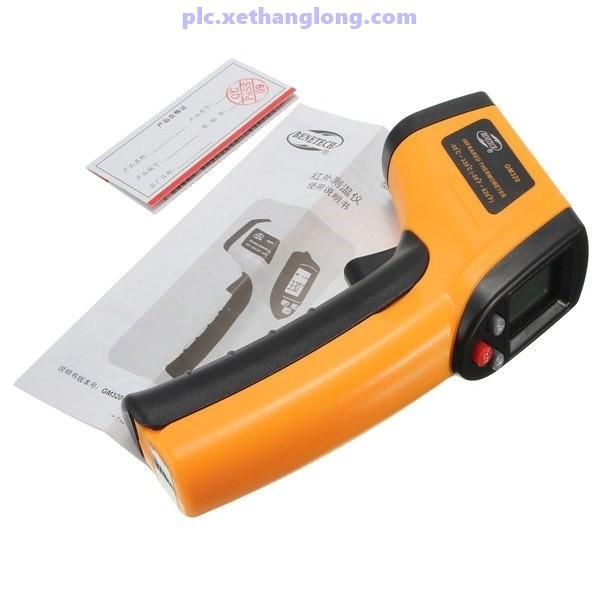 Súng đo nhiệt độ hồng ngoại cầm tay GM320