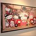 'Hello Wedding', mixed-media original, acrylic on canvas. Inspired by #hellokitty #gotochikitty #kokeshi #daruma #sanrio #harajuku #popart #popsurrealism #danconia #japanesewedding