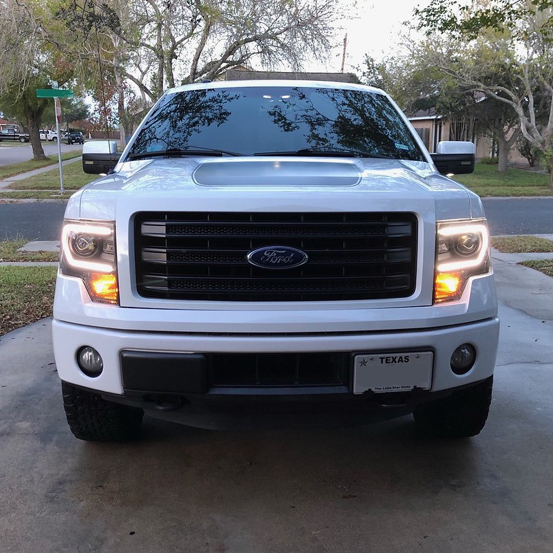 2013 F150 OEM HID ballast or bulb problem  - Ford F150 Forum