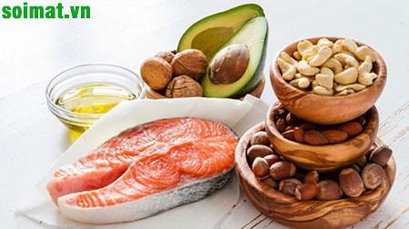 Người bị sỏi mật nên ăn những thực phẩm chứa chất béo tốt