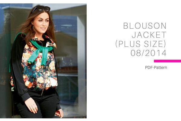 Blouson Jacket 08:2014