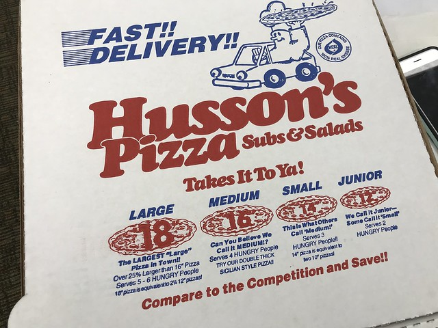 Hussons