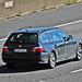 BMW 5-series Touring E61 - M UR 4032 - Munich, Bavaria, Germany
