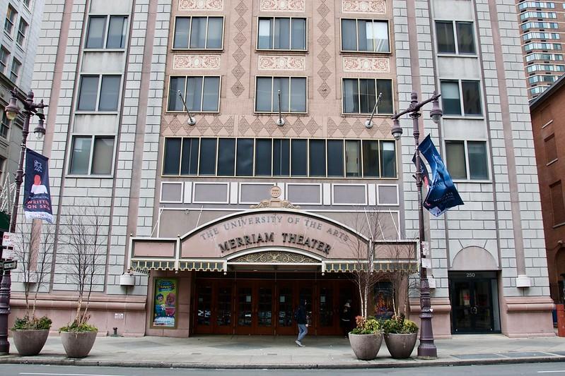 Merriam Theater Philadelphia 2018 Retro Roadmap