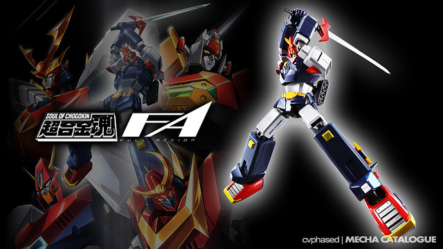 Soul of Chogokin Full Action