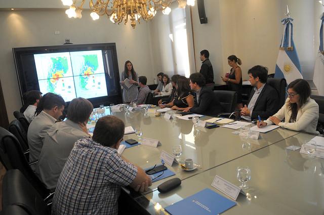La CNEyDA recomendó la declaración de la emergencia agropecuaria nacional para Chaco, Mendoza y La Pampa